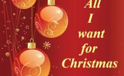 All I Want For Christmas…INTERNATIONAL Giveaway @ThisChickReads