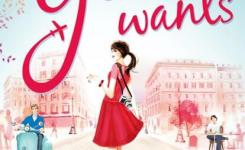 Book news: What a Girl Wants by Lindsey Kelk
