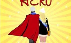 Cover Reveal: My Sort-of, Kind-of Hero by Emily Haper