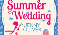 Cover reveal: The Vintage Summer Wedding by Jenny Oliver