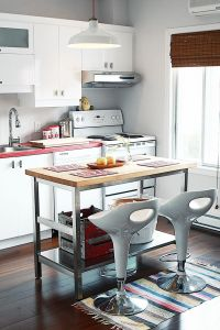 20 Functional Kitchen Island Examples For A Small ...