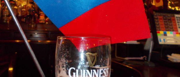 Mongolia and Irish bars