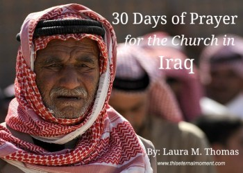 30 Days of Prayer for Iraq