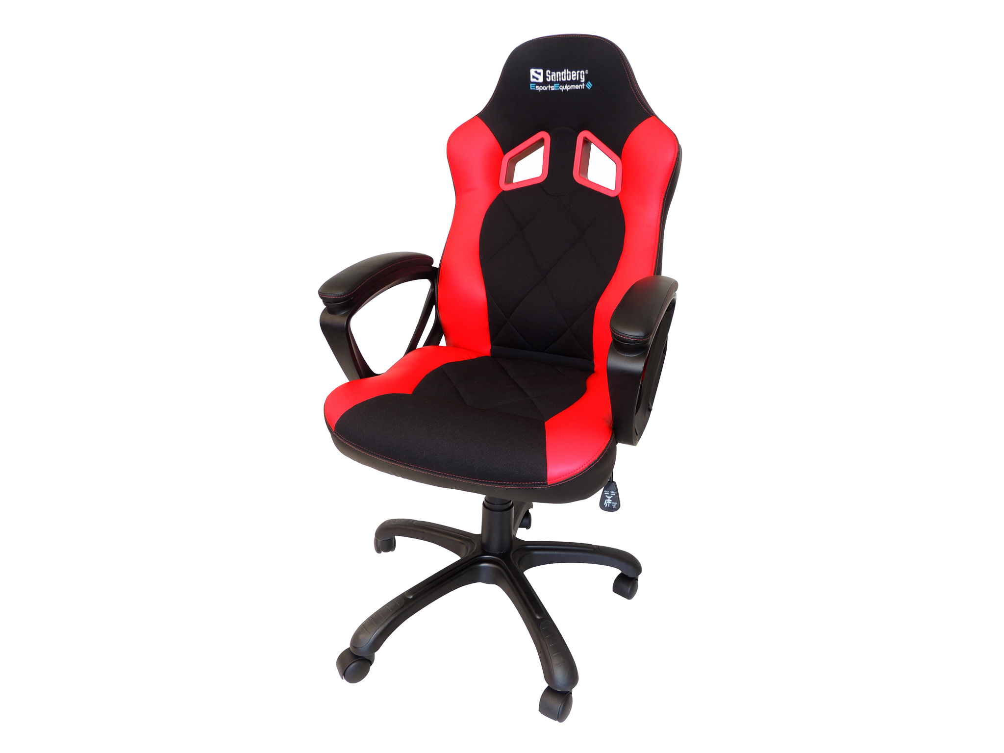 Gaiming Chair Sandberg Warrior Gaming Chair Product Review Thisgengaming