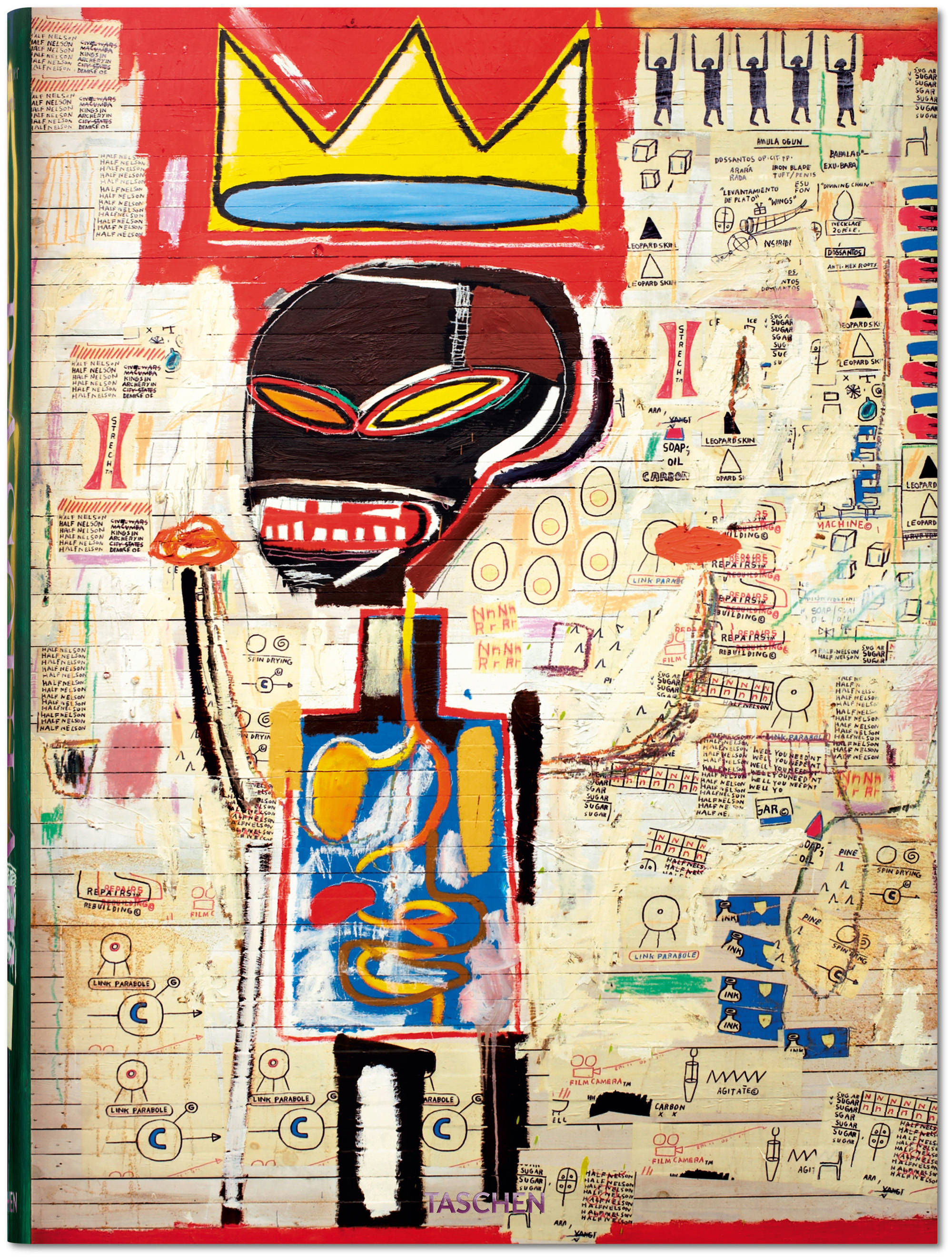 Arte Digital World Panjim Goa The Life And Works Of Jean Michel Basquiat A Supersized New Book