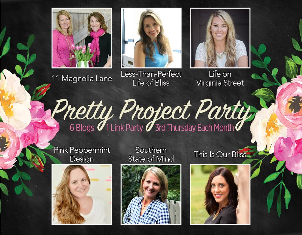Pretty Project Party #4 [May 2016]