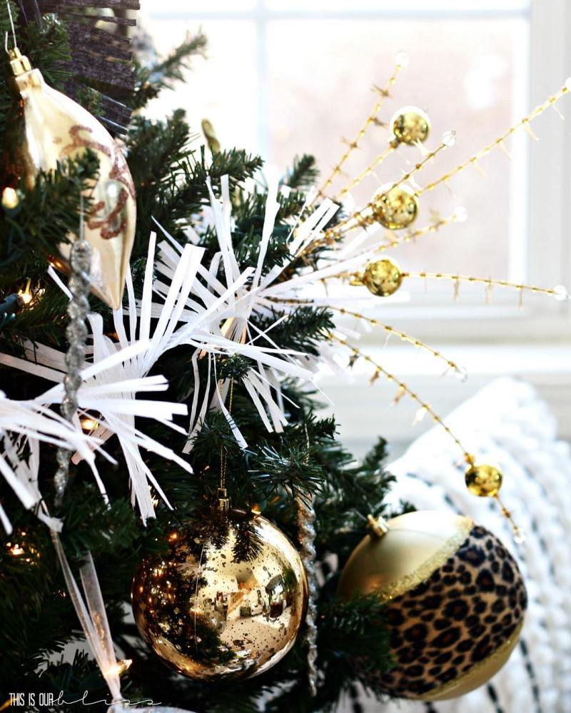 Im dishing on my Living Room tree on the bloghellip