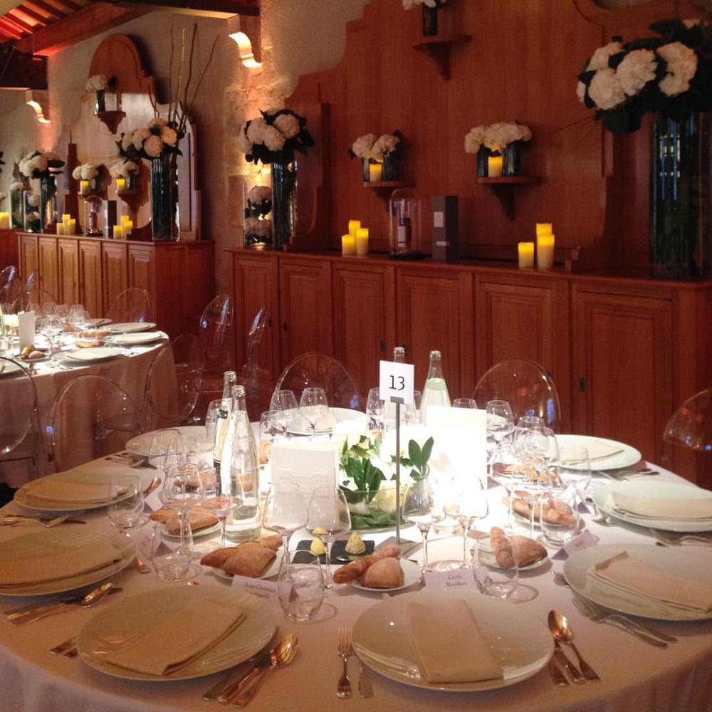 Un joli diner pour Rmy Martin job event remymartin