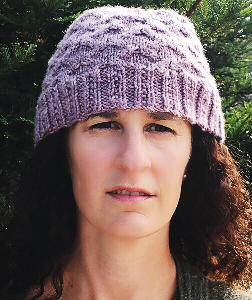 Trintara Hat by Andrea @ This Knitted Life