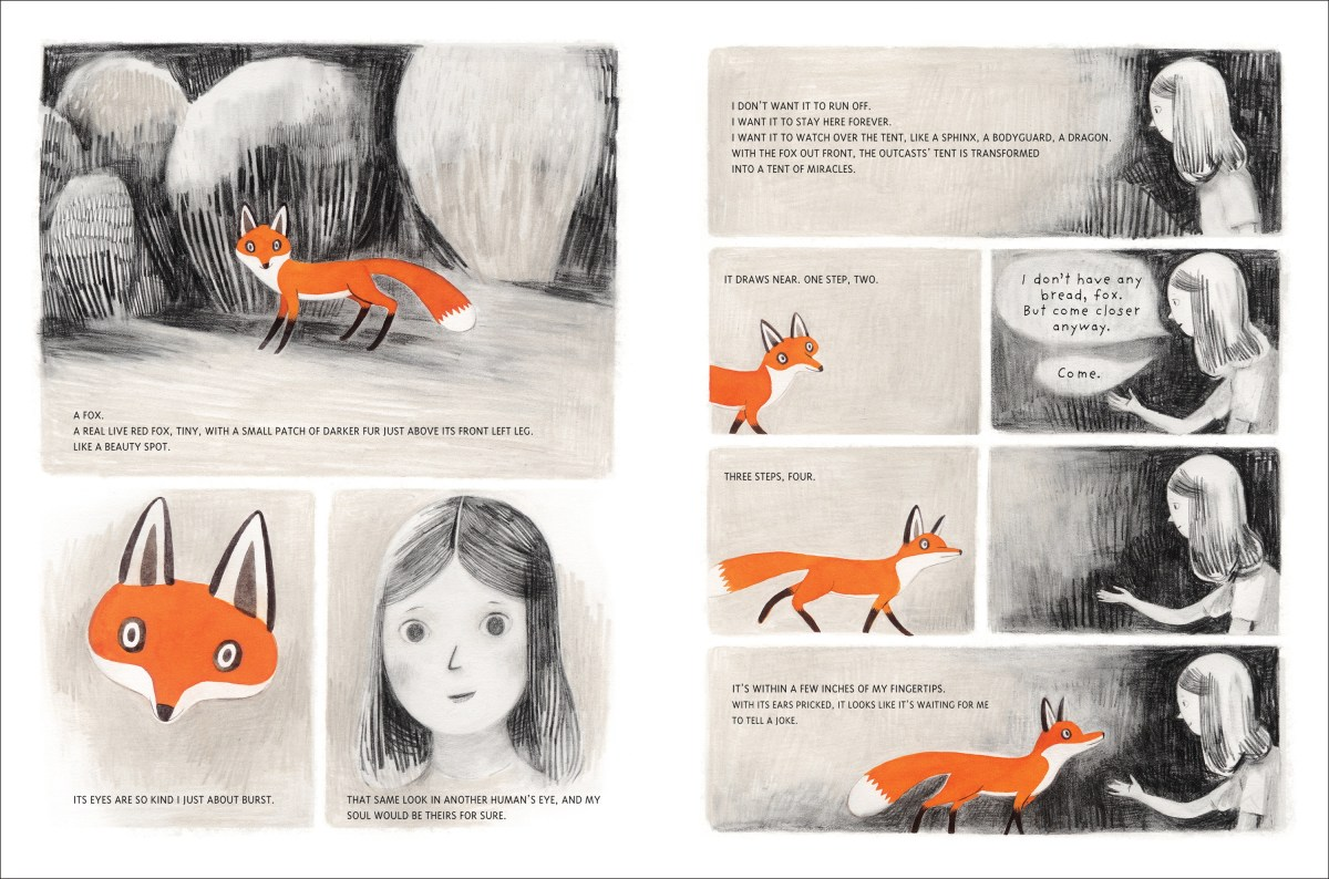 jane, the fox, & me