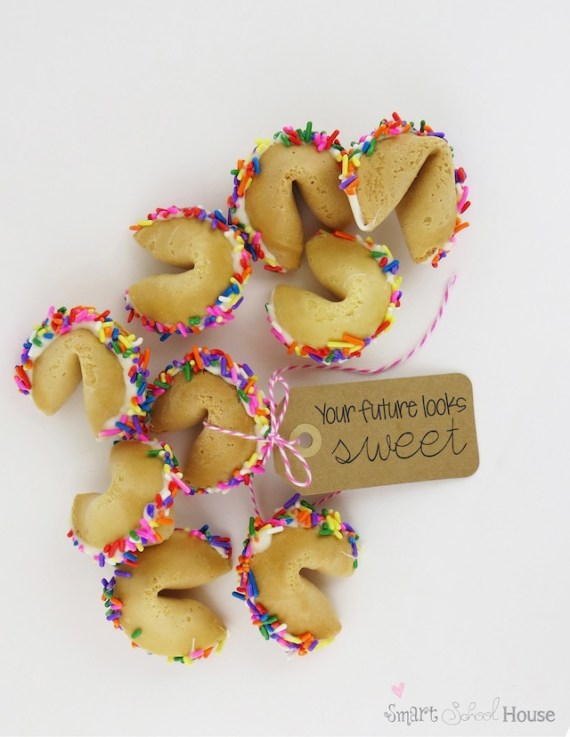 Sprinkle Fortune Cookies3