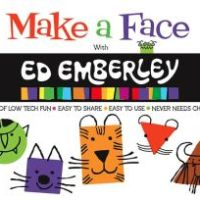 ed emberley + make a face giveaway