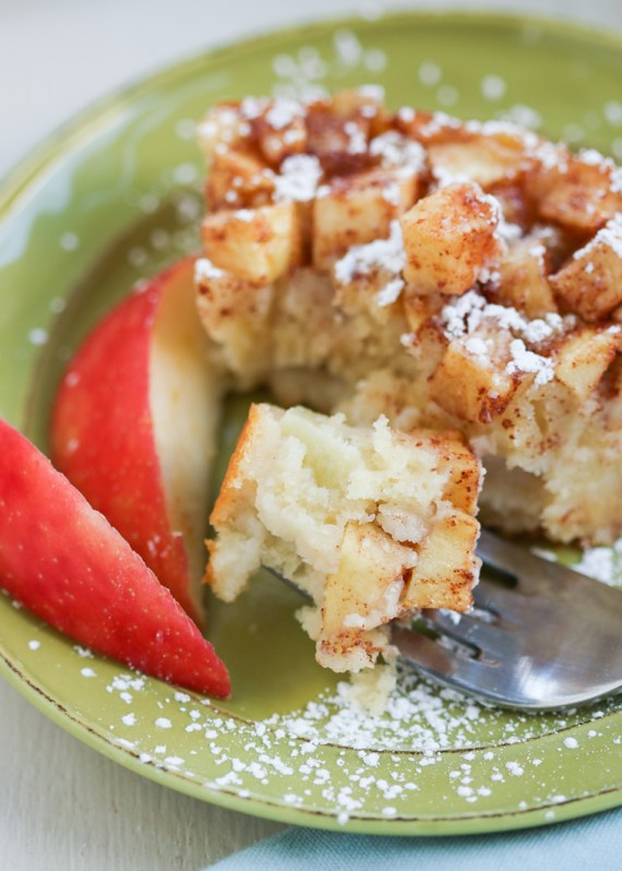 Julie Paschkis's Apple Cake 5