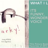 my six favorite picture books of 2014
