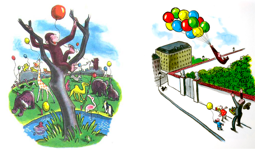 my red balloon + red balloons in children's books - This ...