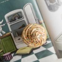 little elliot, big city + PB & J cupcakes from cake over steak!