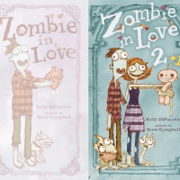 17 spectacular picture book sequels + zombie in love sequel giveaway