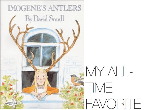 IMOGENE'S-ANTLERS