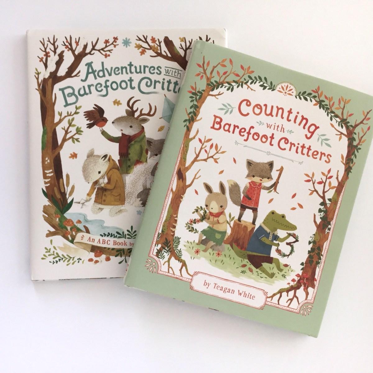 8 amazing ABC books + giveaway