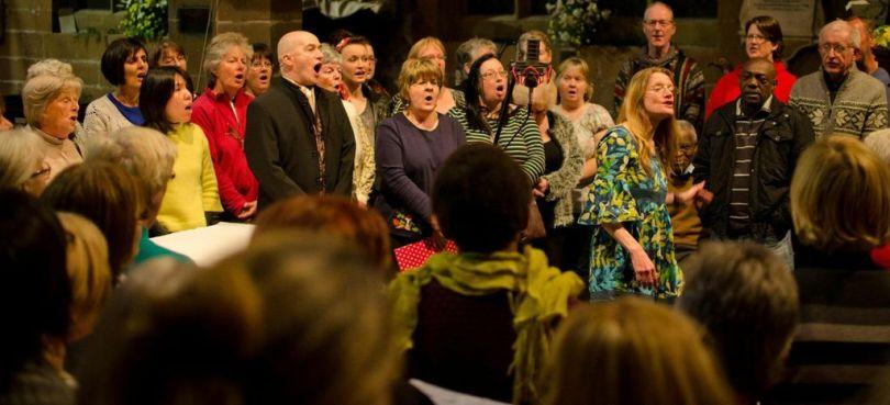 carol and choir