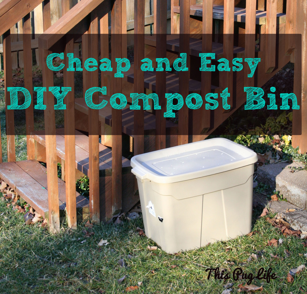 Diy Compost Bin Plans Diy Compost Bin Rubbermaid Diy Do It Your Self