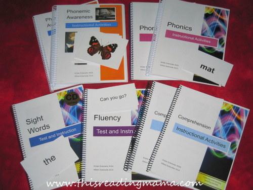 The Struggling Reader Complete Bundle Pack Giveaway