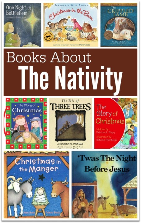 Books About the Nativity - This Reading Mama