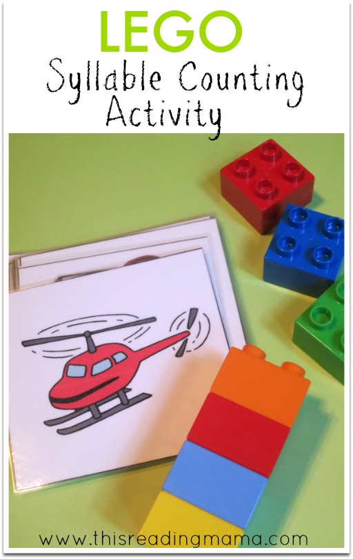 How to teach syllable counting (with activity pack ...