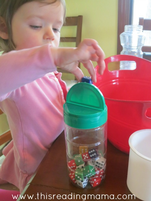 integrate toddler activities into your every day work