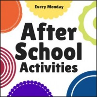 Afterschool Link Up Every Monday