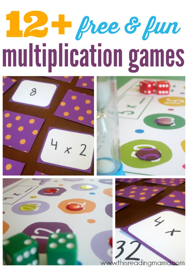 12 free multiplication games for kids - Free online times tables games ...