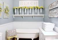 Farmhouse Bathroom Decorating Ideas - Thistlewood Farm