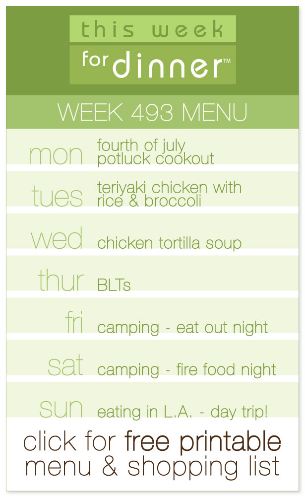 This Week for Dinner meal plan Archives - This Week for Dinner