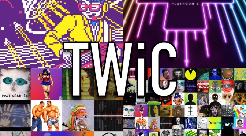 TWiC 149: Feel Good Chip - Sexy Synthesizer, Toy Company, Battle of the Bits