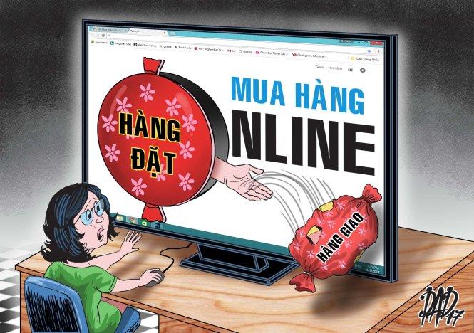sap bay mau online