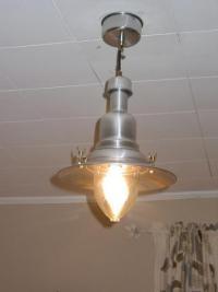 New IKEA OTTAVA Pendant Lamp Industrial Aluminum Ceiling ...