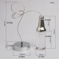 Modern Acrylic LED Wine Bottle Ceiling Light Pendant Lamp ...