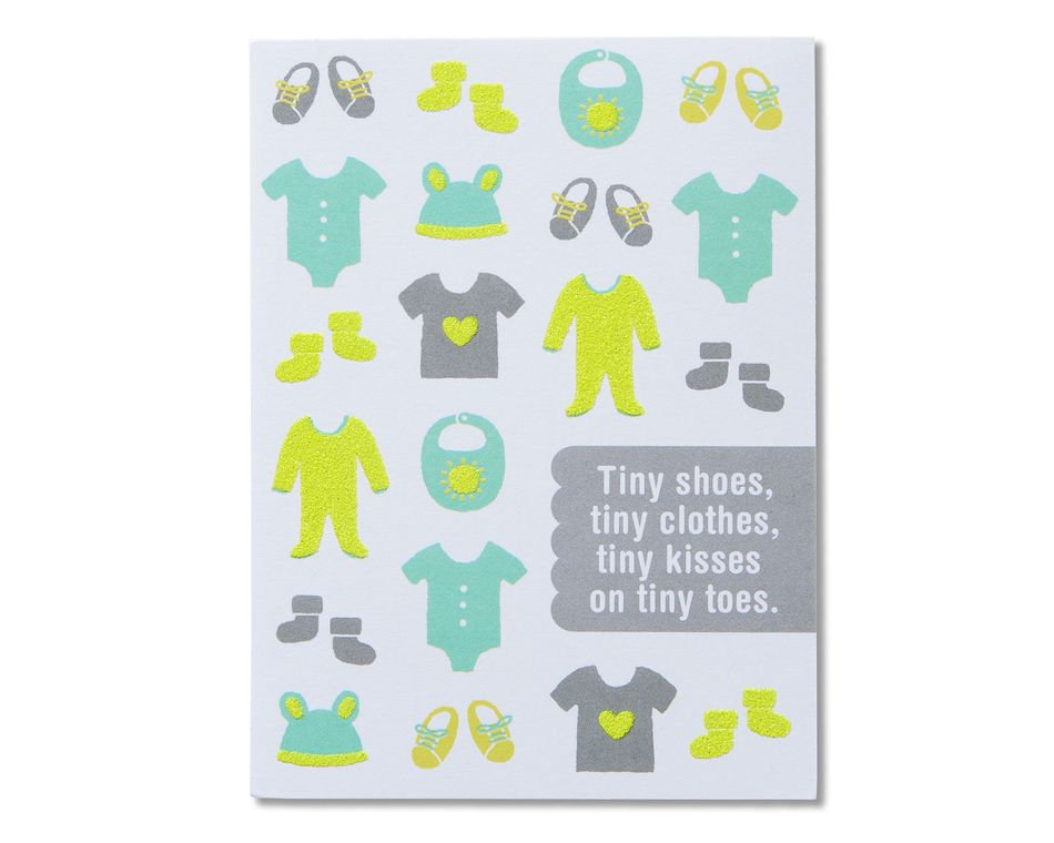 Happy Shower New Baby Congratulations Card - American Greetings