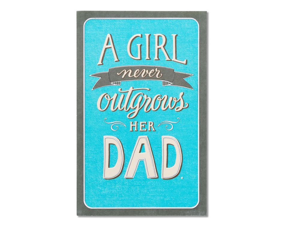 dad hero friend father\u0027s day card from daughter - American Greetings