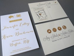 Mutable Letterpress G Ink Two Ways Cheap Save Date Cards Uk Cheap Save Dates Walmart