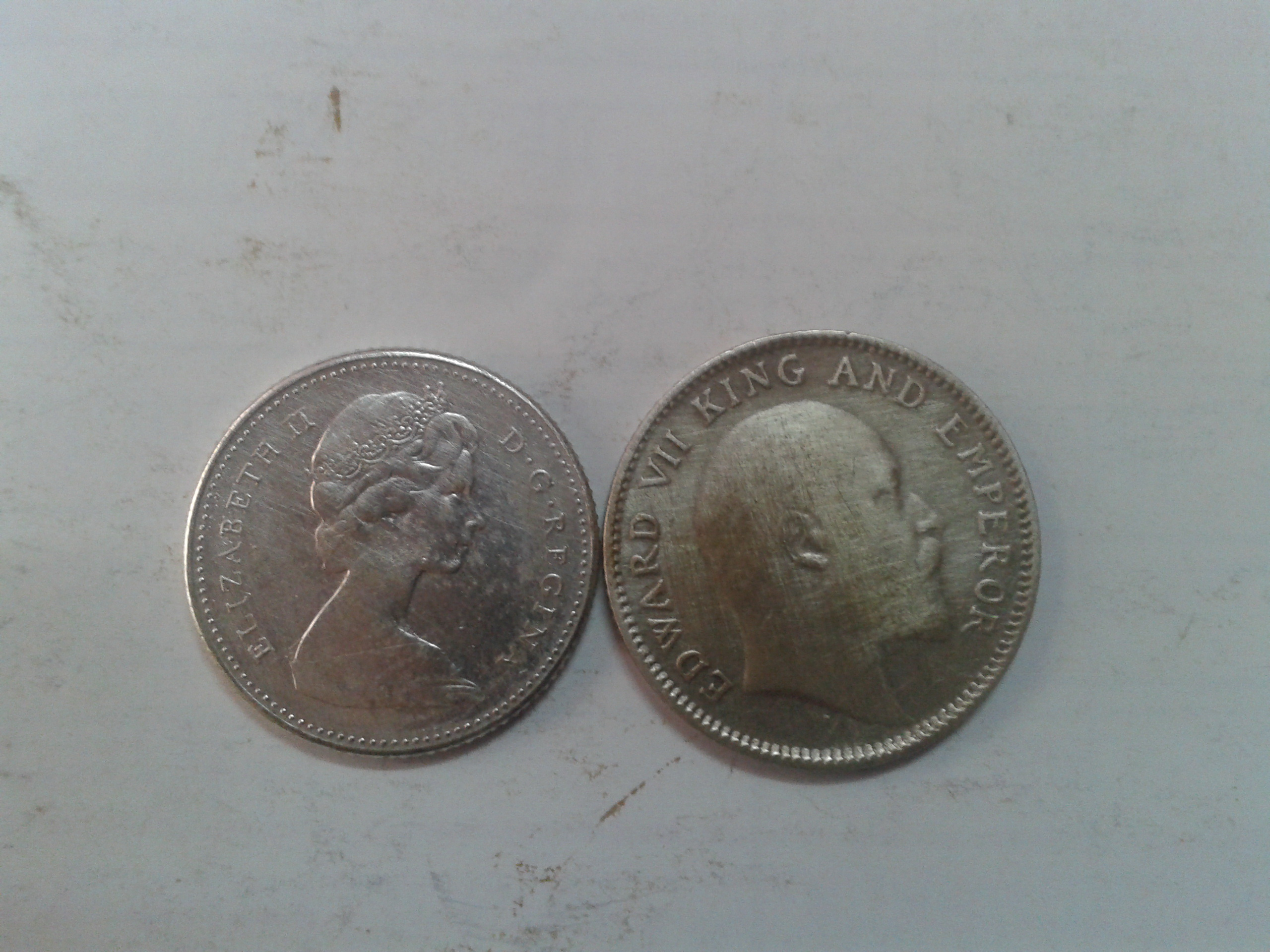Unique Coin Old Coins Of India From The British And Portuguese Era