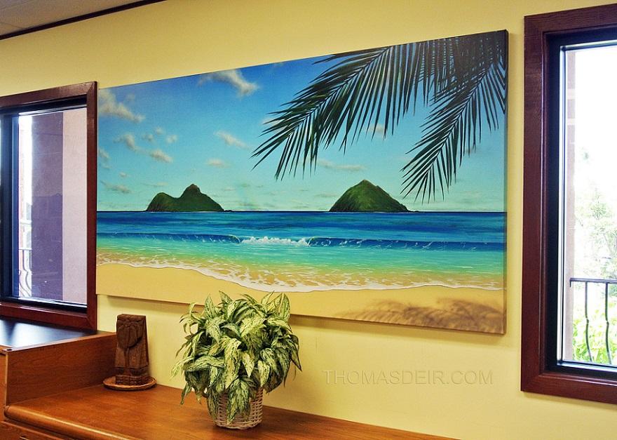 Paintings for Office Walls \u2013 Thomas Deir Honolulu HI Artist