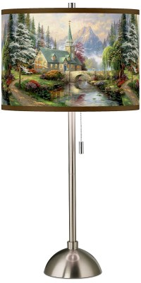 Lamps Plus  Thomas Kinkade Lamps and Lighting Fixtures ...
