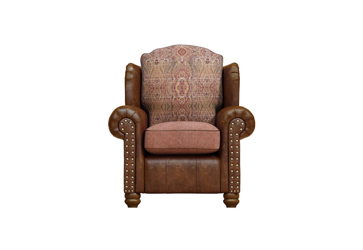 Wilmington Highback Leather Chair Sale Now On