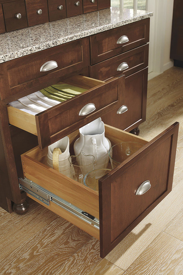 Kitchen Remodeling Thomasville - Organization - Base Deep Drawer Base