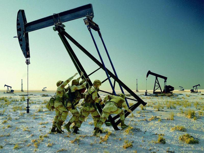 Obama and petro dollar war
