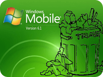 How to recover deleted Windows Mobile contacts after removing an Exchange connection (1/3)