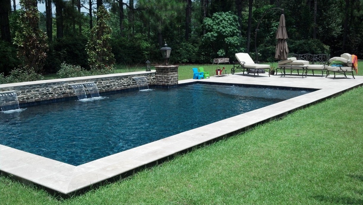 Pool Beton Concrete Pools - Thompson Pools