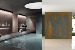 Thor & Partners Commercial restoration of a room with a help of macropolo luxury and microbond also swimming pool is in the picture