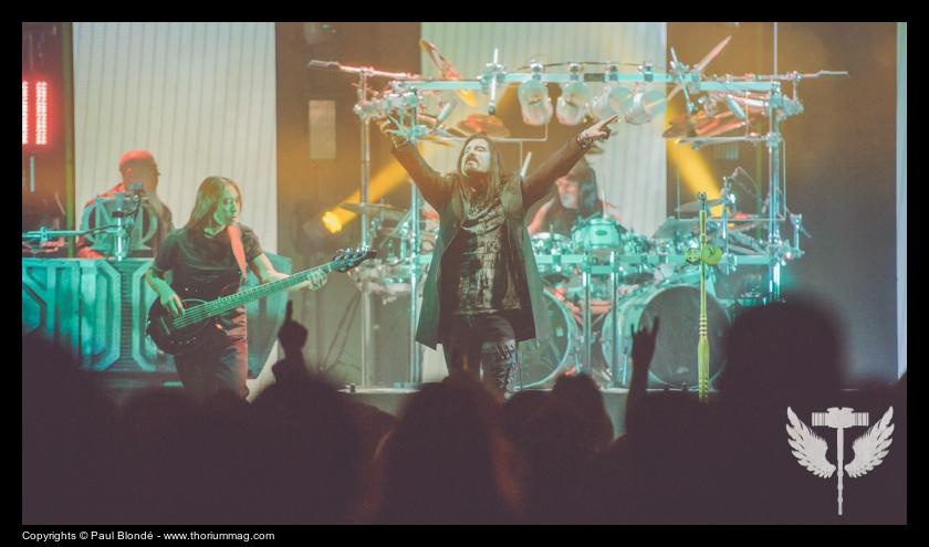 Dream Theater @ Centre Bell (Montréal)